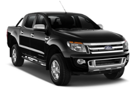 FORD RANGER - DOUBLE CABINE